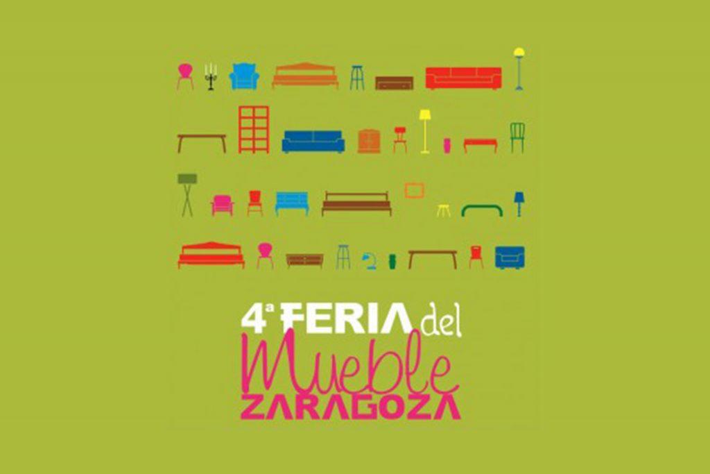 La 4 feria del mueble de zaragoza 2014 elia mariatta for Feria del mueble zaragoza